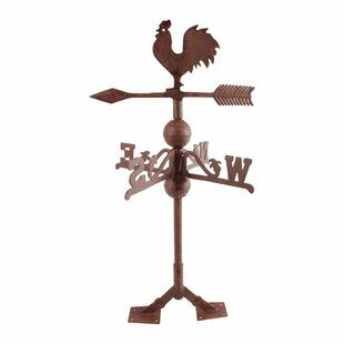Brierfield Rooster Weathervane By Ophelia & Co.