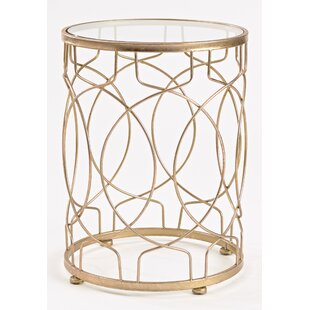 Great choice Loop End Table By InnerSpace Luxury Products