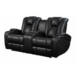Rolen Reclining Loveseat by Red Barrel Studio #2