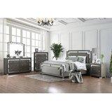 Otisfield Queen 4 Piece Bedroom Set by Brayden Studio