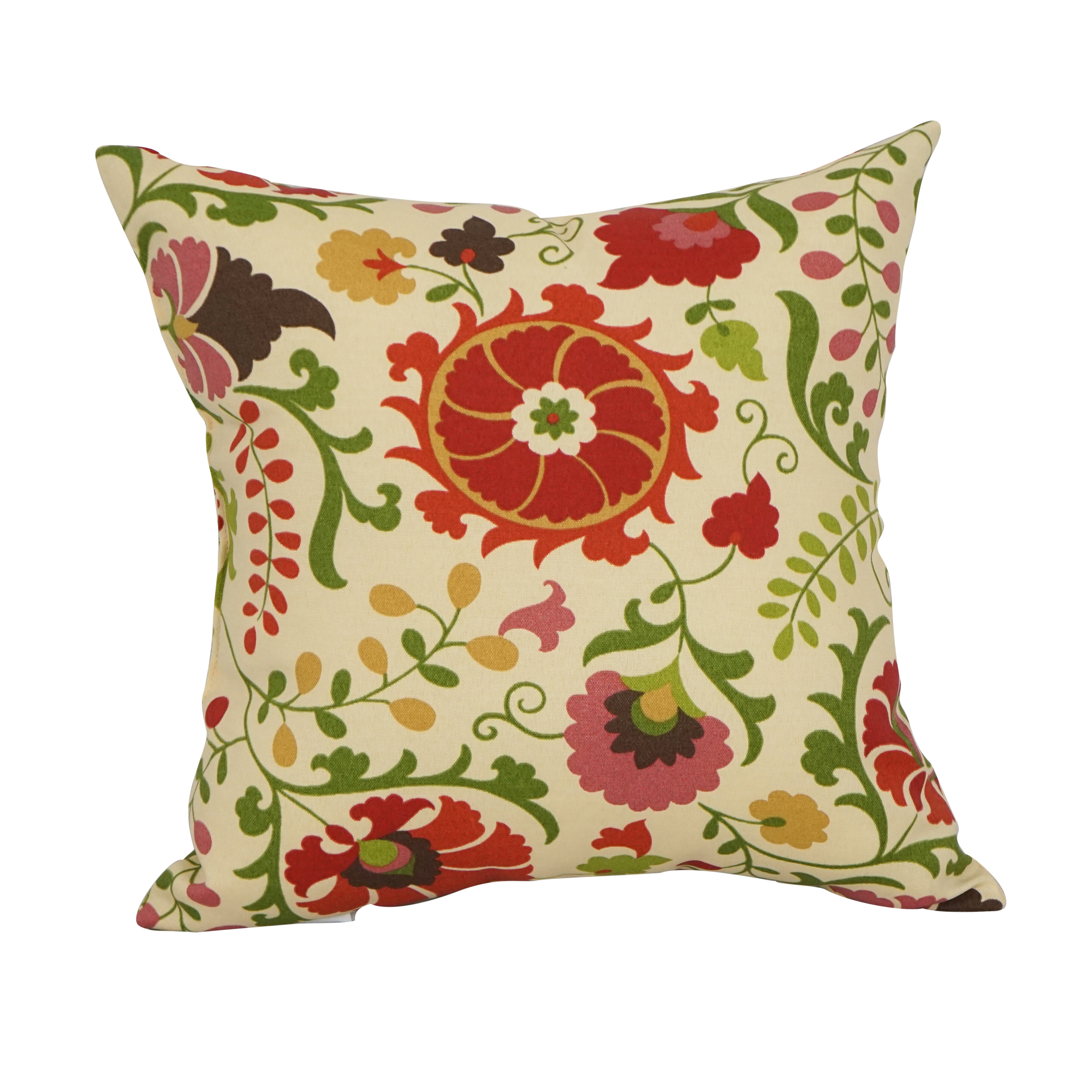 Floral Canora Grey Throw Pillows You Ll Love In 2021 Wayfair