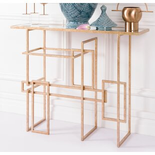 Bridgeport Multiples Console Table
