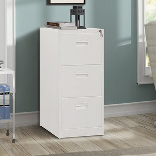 Rebrilliant Izaiah 3 Drawer Mobile Vertic..