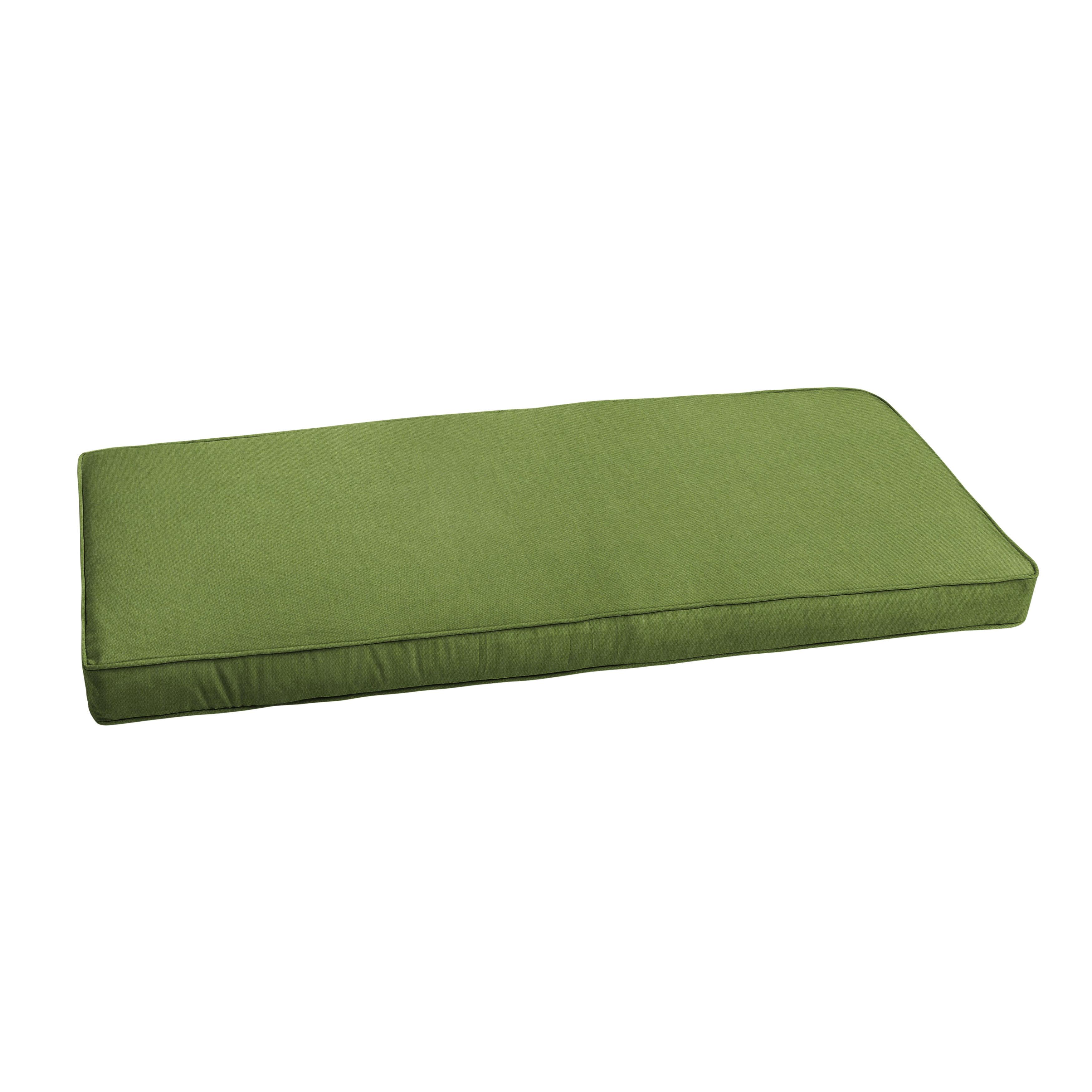 Beau Indoor / Outdoor Sunbrella Bench Cushion
