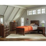 Skiba Standard Bedroom Set by Harriet Bee