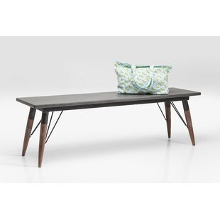 X Factory Wood Bench By KARE Design