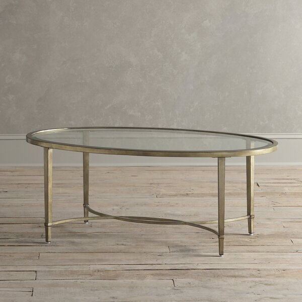 QUICK VIEW. Sheila Coffee Table - Glass Coffee Tables Joss & Main