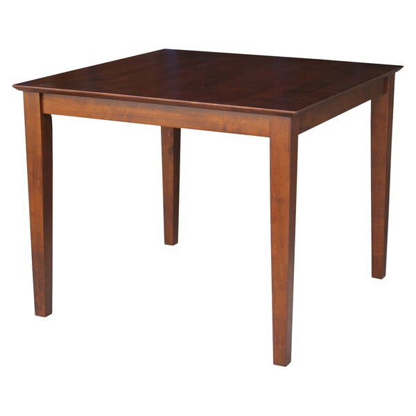 International concepts dining table ii reviews wayfair for Table 85 restaurant menu