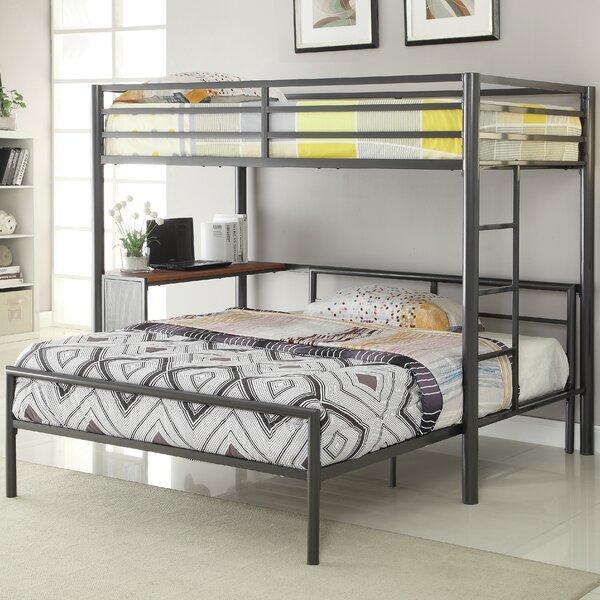 wildon home twin loft bed reviews wayfair