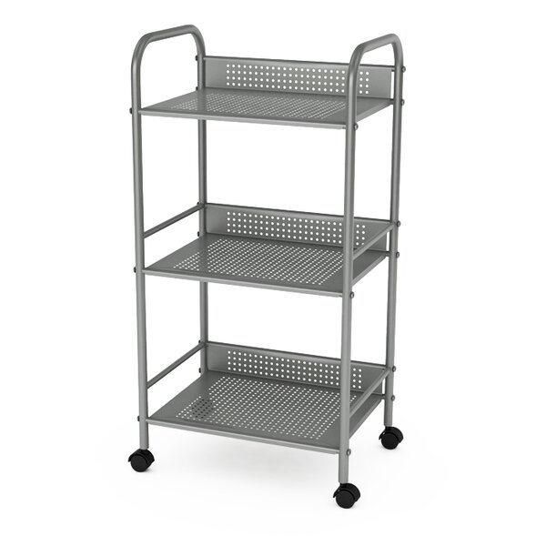 Dar Utility Cart With Casters & Reviews | Wayfair