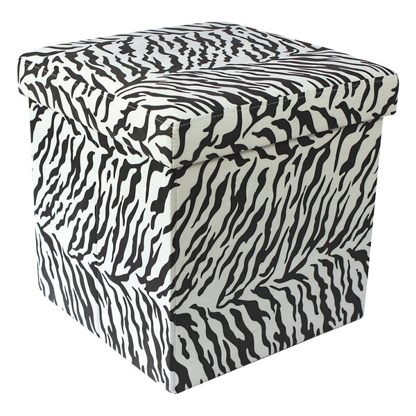 - Pharmore Ltd Animal Print Storage Ottoman & Reviews Wayfair.co.uk