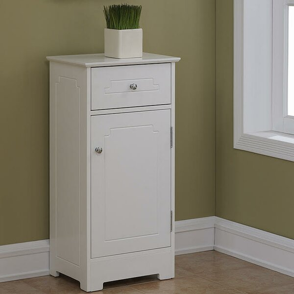 """Wayfair Free Standing Kitchen Cabinets: RunFine Group Superbly 15.75"""" W X 32"""" H Cabinet & Reviews"""