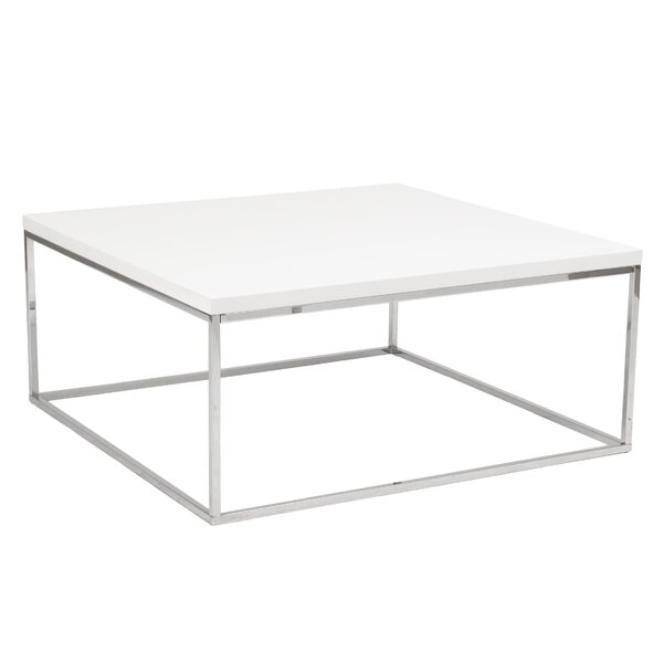 QUICK VIEW. Mia Coffee Table - Modern Square Coffee Tables AllModern