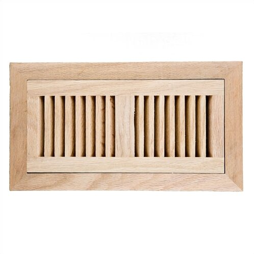 Image Wood Vents 6.75