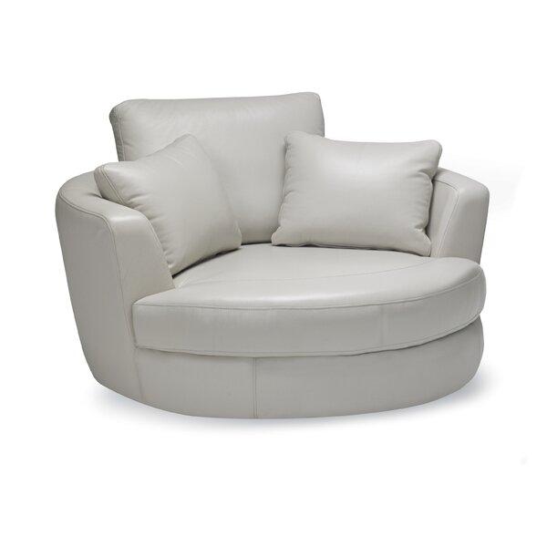 Sofas to Go Cuddle Swivel Chair u0026 Reviews   Wayfair