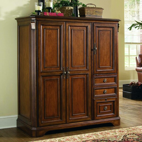 QUICK VIEW  Brookhaven Armoire Desk  by Hooker Furniture  Product Features. Hooker Home Office Furniture   Wayfair