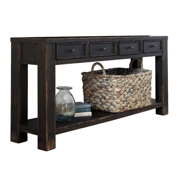 Industrial Amp Rustic Console Amp Sofa Tables You Ll Love