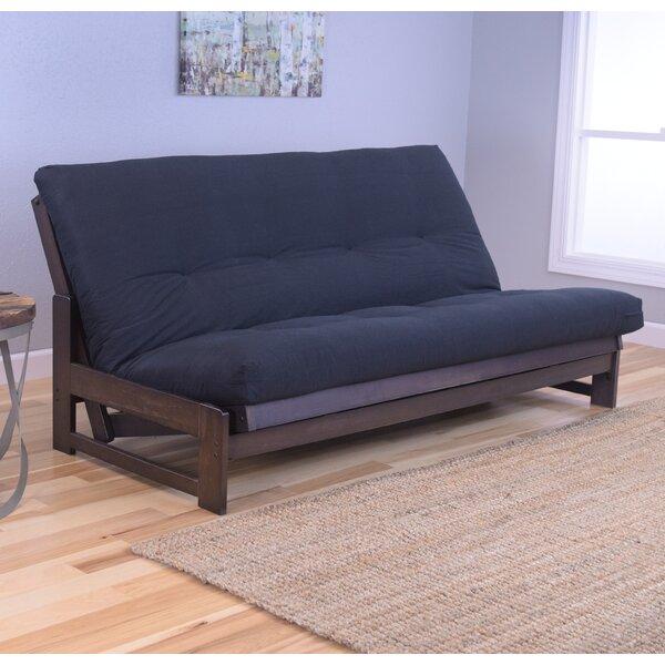 Kodiak Furniture Aspen Futon And Mattress Amp Reviews Wayfair
