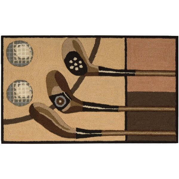 Golf Rug Home Decor