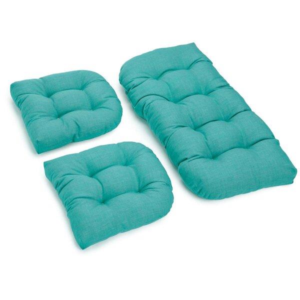 - 3-Piece Rhett Tufted Patio Cushion Set & Reviews Joss & Main