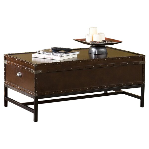 - Trent Austin Design Aztec Trunk Coffee Table & Reviews Wayfair