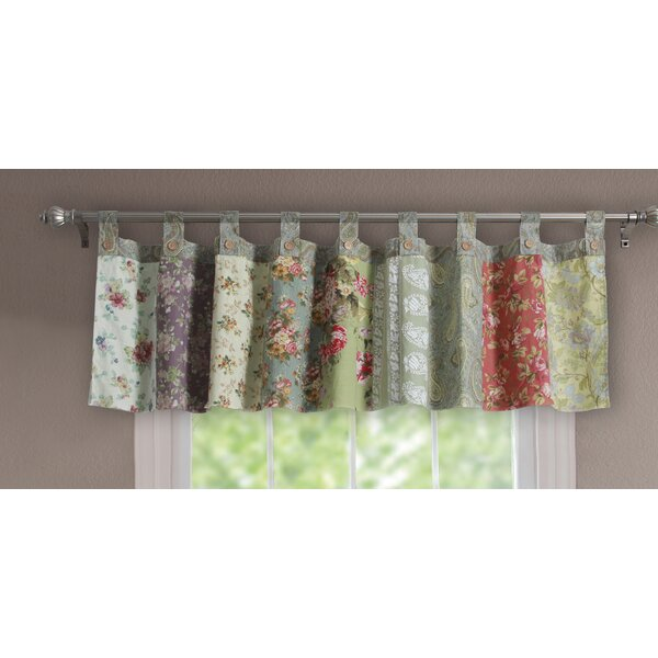 Tab Top Valances & Kitchen Curtains You'll Love | Wayfair