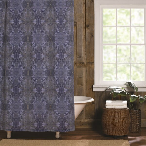 Tracy Porter Gigi Cotton Shower Curtain & Reviews | Wayfair