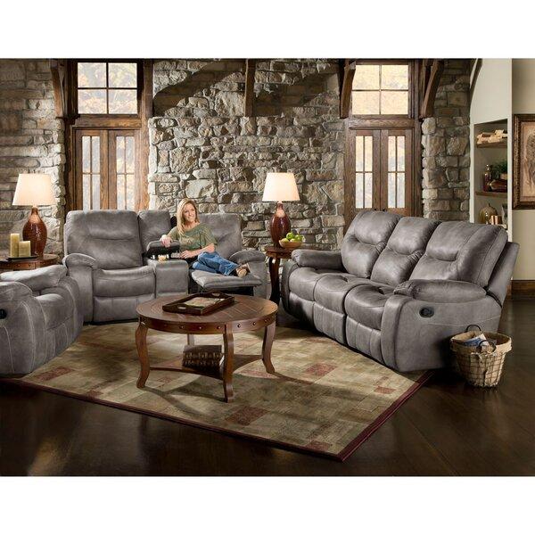 Cambridge Garrison 3 Piece Living Room Set | Wayfair