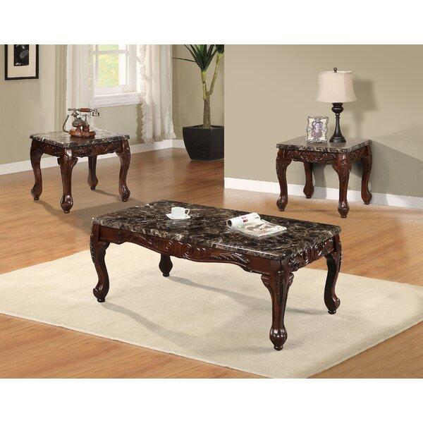 3 Piece Coffee Table Set - Coffee Table Sets You'll Love Wayfair