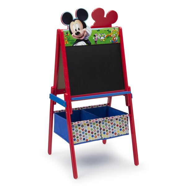 deltachildren tafel mickey mouse. Black Bedroom Furniture Sets. Home Design Ideas