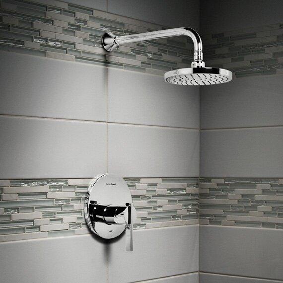 american standard berwick volume bathshower faucet trim kit u0026 reviews wayfair