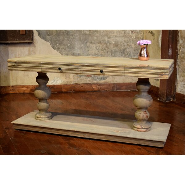 William Sheppee St George Console Table Wayfair