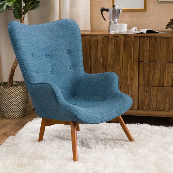 Canyon Vista Mid Century Accent Chair. Tufted Accent Chairs You ll Love   Wayfair