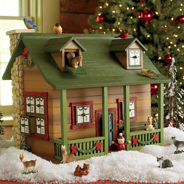 Plow And Hearth Furniture: Plow & Hearth Advent Cabin & Reviews