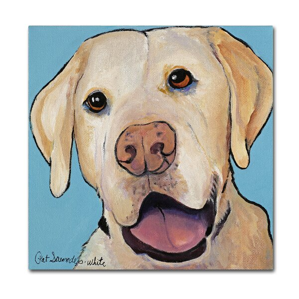Dog Canvas Art  Wayfair