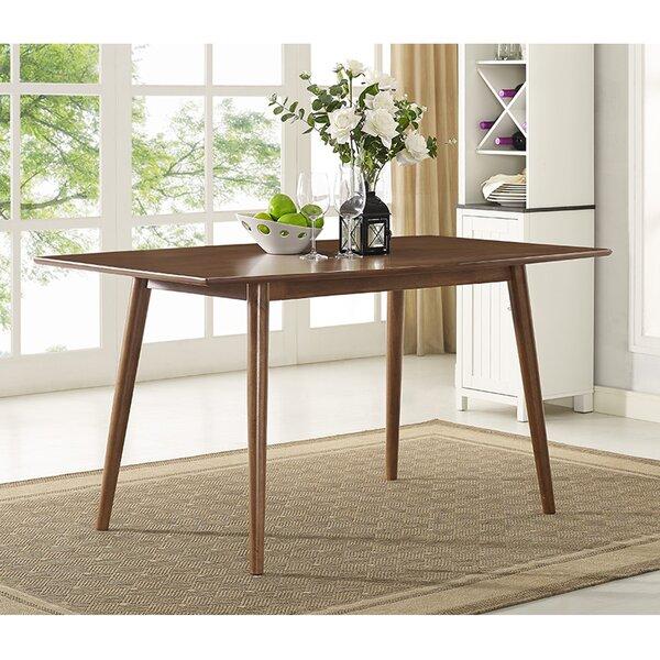 Mid-Century Dining Tables You\'ll Love   Wayfair
