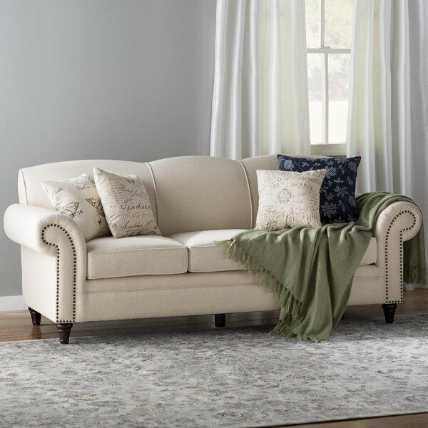 lark manor axelle sofa reviews wayfair. Black Bedroom Furniture Sets. Home Design Ideas