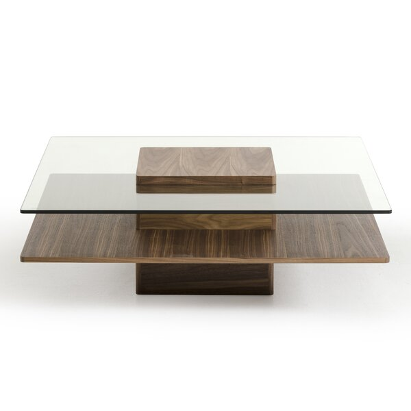 QUICK VIEW. Belafonte Coffee Table - Modern Square Coffee Tables AllModern