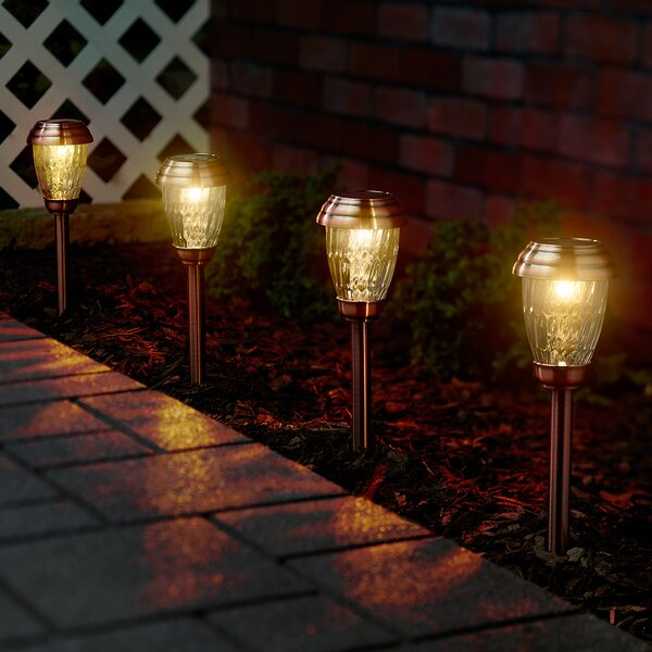 Solar Lights You Ll Love Wayfair