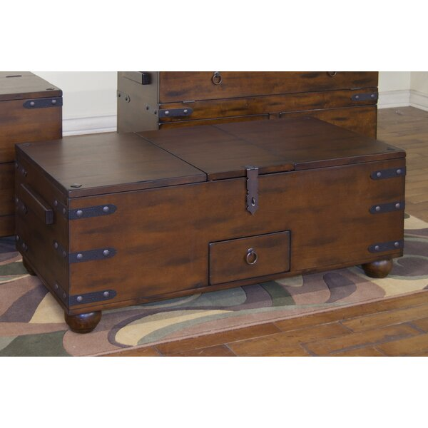 Vista Trunk Coffee Table - Decorative Trunks You'll Love Wayfair
