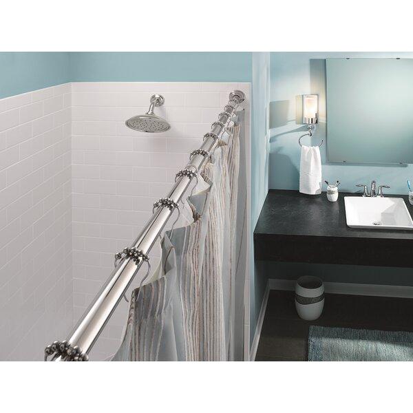 Shower Curtain Rods You'll Love   Wayfair