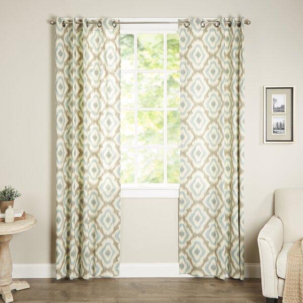 Ikat Curtains & Drapes You'll Love   Wayfair