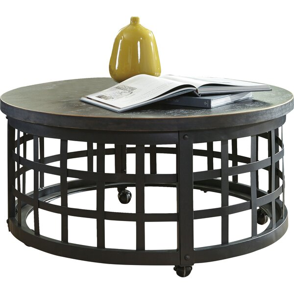 Julia Coffee Table - Round Coffee Tables You'll Love Wayfair