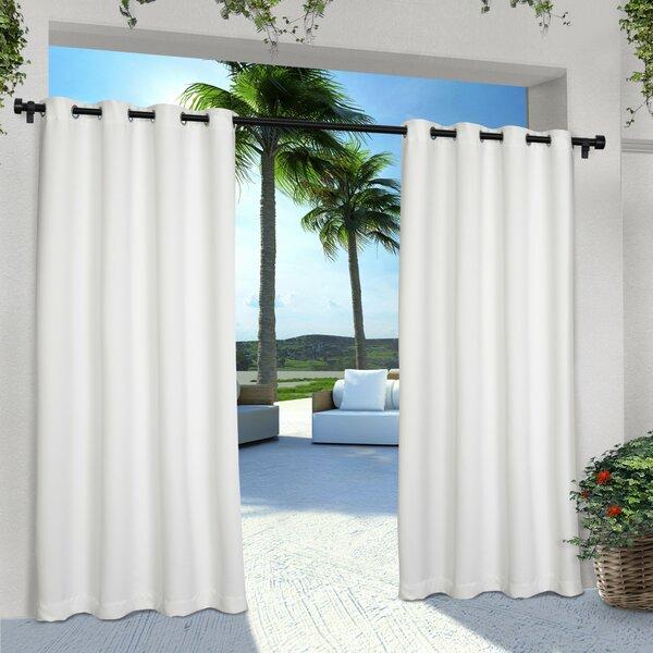 Outdoor Curtains You'll Love | Wayfair