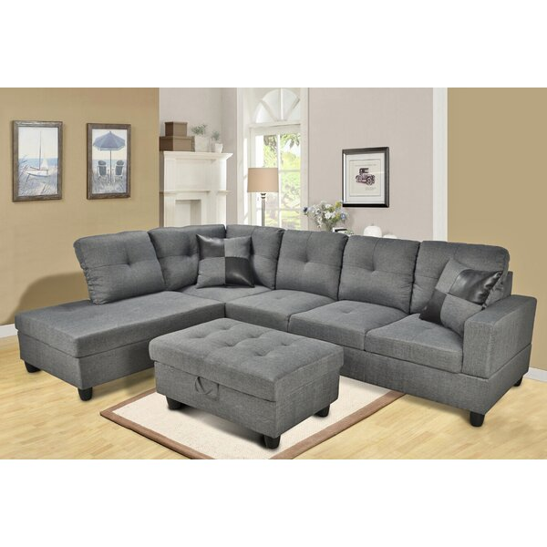 fletcher 36600 sectional hundreds of fabrics and colors