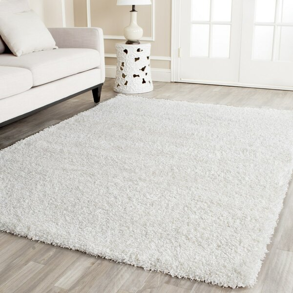 Varick Gallery Boice White Area Rug Amp Reviews Wayfair