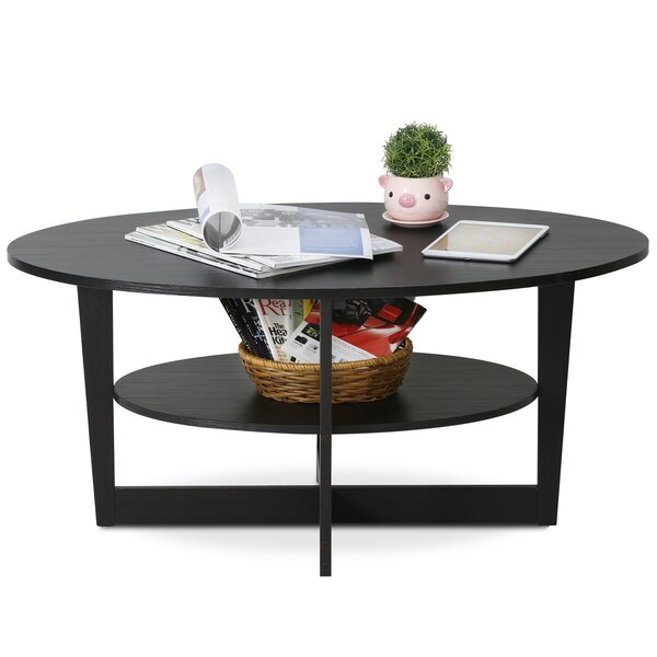 QUICK VIEW. Amani Coffee Table - Oval Coffee Tables You'll Love Wayfair