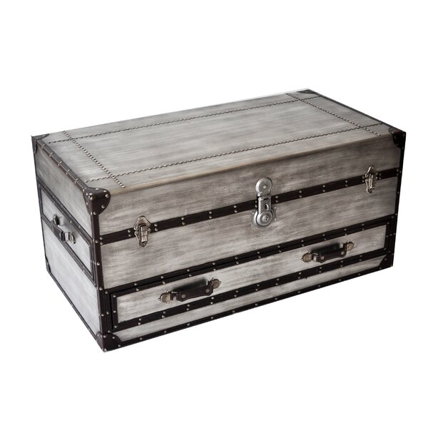 Stretton Coffee Table - Decorative Trunks You'll Love Wayfair