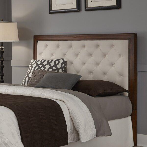 darby home co myra diamond upholstered panel headboard  reviews, Headboard designs