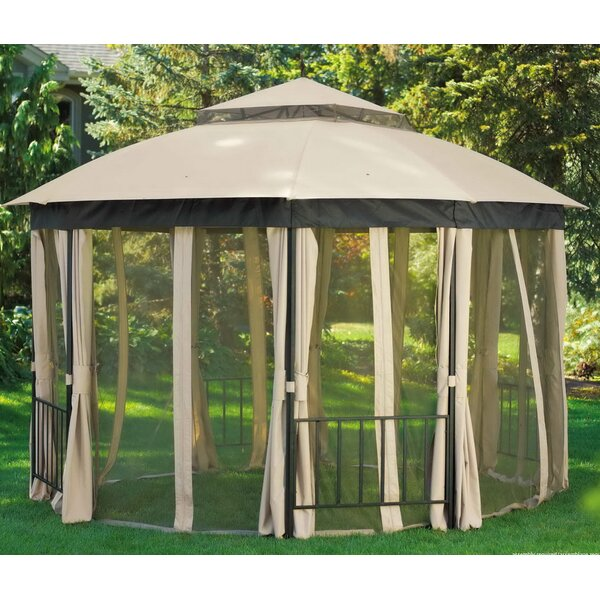 Sunjoy Replacement Mosquito Netting For Octagon Gazebo